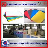 Machine libre d'extrudeuse de panneau de mousse de la ligne d'extrusion de panneau de mousse de PVC de consommation inférieure/PVC