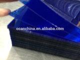 PVC azul Sheet de Matt para Offset Printing