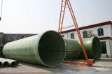 De Pijp van Dn4000 FRP voor Stedelijke Watervoorziening & Drainage