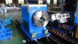 SGS di smussatura di delineamento quadrato della macchina di taglio del plasma di CNC dell'intersezione del tubo della struttura d'acciaio