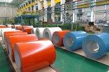 Строительный материал PPGI PPGL качества Prepainted катушка покрынная цветом стальная