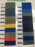 低価格のポリエステル綿のあや織り作業摩耗ファブリック