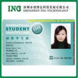 Smart Card della plastica CI Contactless per la carta di identità di International