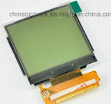 Baugruppen-Weiß-Hintergrundbeleuchtung der LCD-Bildschirmanzeige-FSTN LCD