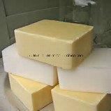 Sapone di barra antibatterico della lavanderia, bianco che pulisce sapone