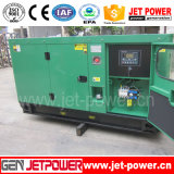 petit générateur diesel silencieux d'ATS 30kw avec les pièces de rechange de filtre à air