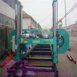 Scierie horizontale automatique de grande taille de scie à ruban d'industrie