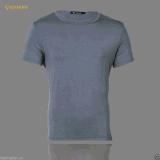 T-shirt rond d'élection de cou de douille courte promotionnelle