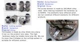 Chaîne de fabrication de puces de Nacho de bugles faisant la machine