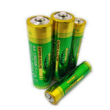 Батарея цинка 1.5V AAA углерода супер силы