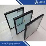 стекло 6mm+12A+6mm синее отражательное изолированное