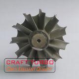 Asta cilindrica della rotella di turbina Td06SL2
