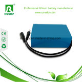 Fabrik, die Lithium-Ionenbatterie 36volt 10.4ah für Ebike verkauft