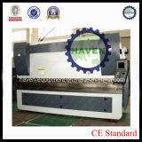 Тормоз давления WC67Y 80t/4000 гидровлический NC, тормоз давления Delem E21 NC, гибочная машина листа металла
