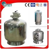 Piscina Stainless Steel Sand Filter per Water Softener System