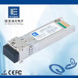 6.10G Optical Transceiver Module SFP+ 80km 1550nm Zr SM