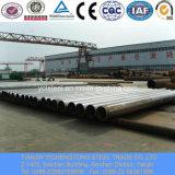 Tubo anticorrosión del acero inoxidable 316L para el agua de mar