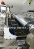 Покрытие склеивающей пленки и машина слоения