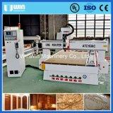 China Precio Alto Quanltiy madera contrachapada de corte PCB Máquina router CNC