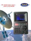 デジタルTVの衛星ファインダーの土曜日のファインダー