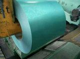 건축재료 PPGL 색깔은 Galvalume 강철 코일을 입혔다