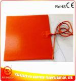 Flexible Silikon-Heizung für rostfreie Platte 340*340*1.5mm