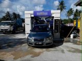 Máquina de lavar automática qualificada elevada do carro do túnel no melhor preço