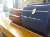 A bobina de aço Prepainted/cor revestiu a bobina de aço galvanizada