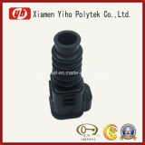 Boyau en caoutchouc noir flexible d'approvisionnement d'usine