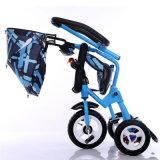 熱い販売のプラスチック3車輪の子供の三輪車の赤ん坊の自転車