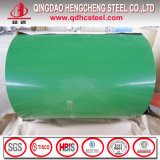 緑PPGLの鋼板のGalvalumeカラーコイル