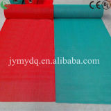 Moquette Shaggy del pavimento del filato molle eccellente viola 1200d di colore