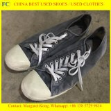 O tamanho grande usou sapatas, sapatas usadas da boa qualidade (FCD-005)