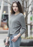 Cashmere Sweater повелительниц с Pattern (1500002067)