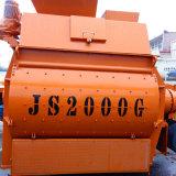 세륨 증명서 제품 Js2000 구체 믹서 기계