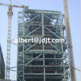 prezzo facile moderno della costruzione della pagina della struttura d'acciaio dell'Assemblea