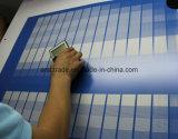 Vária placa azul do CTP da camada dobro dos tamanhos