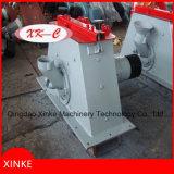 Turbinenrad der Granaliengebläse-Maschinen-Teile, die Rost entfernen