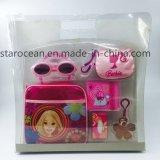 おもちゃ袋のためのプラスチックギフト用の箱PVC包装の製品