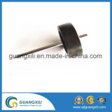 Aimant permanent de moteur de ferrite d'injection