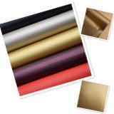 Il cristallo gradice il cuoio artificiale dell'unità di elaborazione, cuoio del sacchetto, cuoio della decorazione