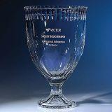 Fußball-Kristallglas-Qualitätsfertigkeit-Preis für Andenken
