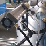 Cortadora para hacer la ventana de desplazamiento de aluminio