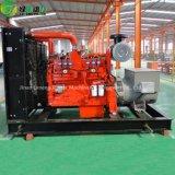 中国の有名な500kw石炭ベッドのガスの発電機セット
