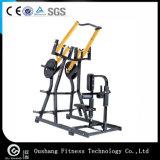 Equipamento assentado carregado placa da ginástica da aptidão do bíceps da força do martelo OS-H013