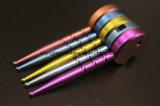 De kleurrijke Carburator GLB van het Titanium voor de Waterpijp van het Glas