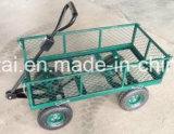 Carro da ferramenta da construção de quatro rodas com punho (TC1840A)