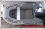 Pesca en barco inflable con Airmat Floor (FWS-D270)