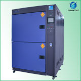 Type d'air à haute température Chambre de test de choc à basse température