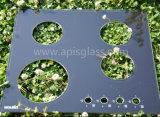 10mm напечатанное Tempered стекло для стекла прибора кухни Cooktop газа